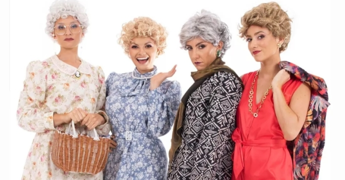 'Golden Girls' Costumes Are Officially at Target