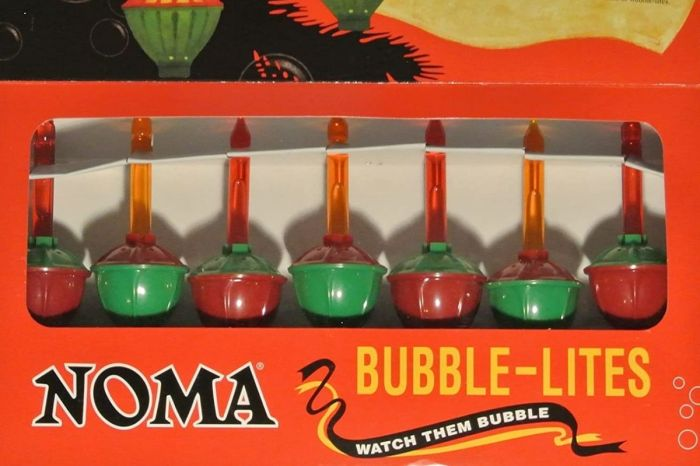 Noma Bubble-Lites Made Christmas Trees Poisonous, But Where Are They Today?