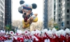 Macy's Thanksgiving Day Parade May be Without Balloons This Year