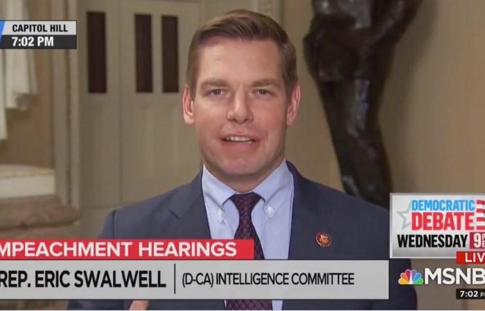 Democratic Congressman Denies Farting Super Loud on Live TV While Discussing Trump Impeachment