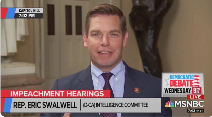 Democratic Congressman Denies Farting Super Loud on Live TV While Discussing Trump Impeachment