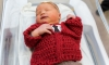 This Hospital Dressed Up Newborns Babies as Mister Rogers for Cardigan Day