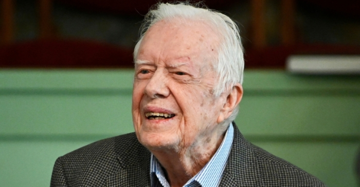 Former President Jimmy Carter Hospitalized for Brain Surgery
