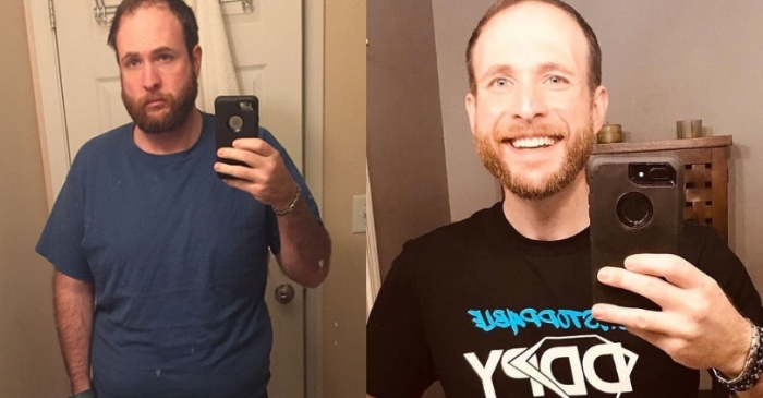 Man Shares Inspiring 3-Year Sobriety Transformation