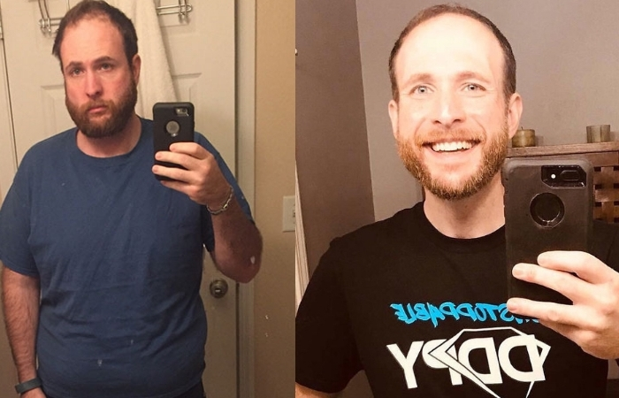 Man Shares Inspiring 3-Year Sobriety Transformation