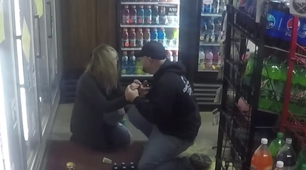 Man Fakes Terrifying Armed Robbery to Propose to Girlfriend