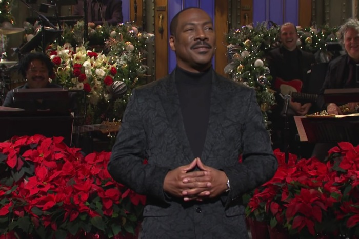 "Bill Cosby's Rep Calls Eddie Murphy ""Hollywood Slave"" After SNL Joke About Cosby"