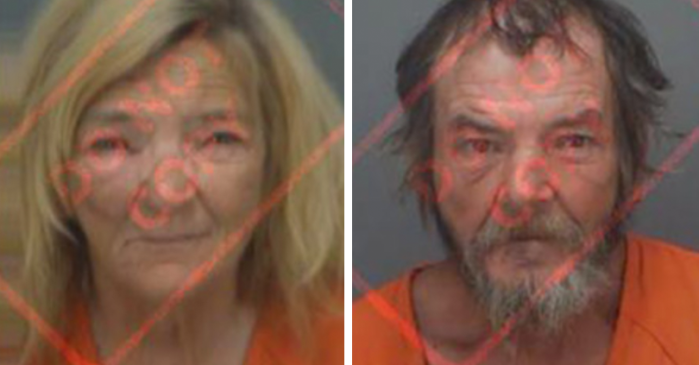 Elderly Florida Couple Arrested for Sex on Sidewalk in Front of 12-year-old