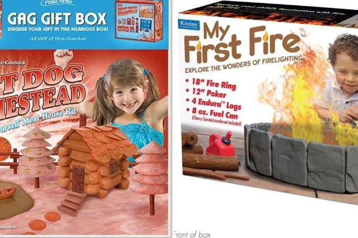 50 Hilarious Gag Gift Ideas for the Entire Family