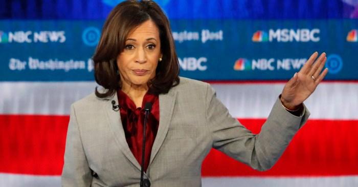 Democrat Kamala Harris Drops Out of Presidential Race