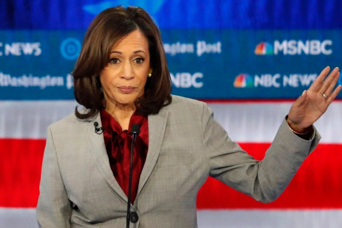 Democrat Kamala Harris Drops Out of Presidential Race
