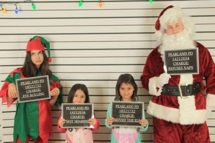 Police Department Letting Parents Take Mugshots of Their Naughty Kids