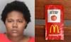 Woman Pulls Gun on McDonald's Employee Over Condiment Mix-Up