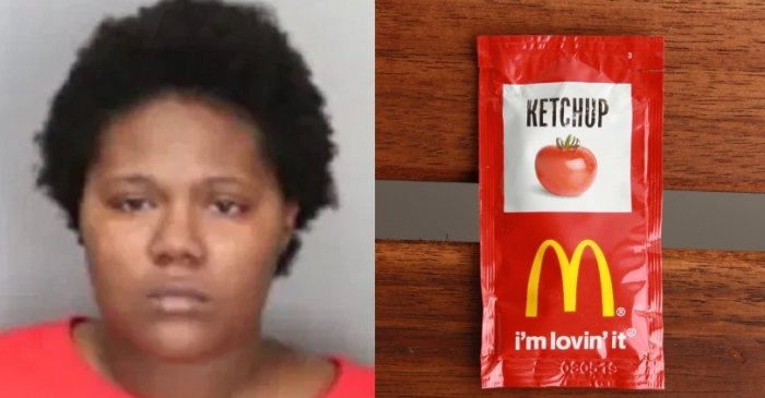 Woman Pulls Gun on McDonald's Employee Over Condiment Mix-Up