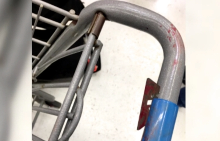 Texas Woman Cut By Razor Blade Stuck in Walmart Shopping Cart