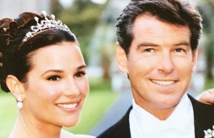 Hollywood Hunk Pierce Brosnan Has Been Married for Over 20 Years