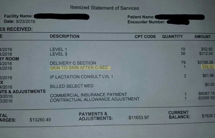 Hospital Charges Parents $40 to 'Hold' Their Newborn Baby
