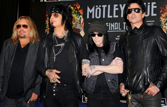 Mötley Crüe, Def Leppard, Poison, and Joan Jett Announce 2021 Tour Dates!