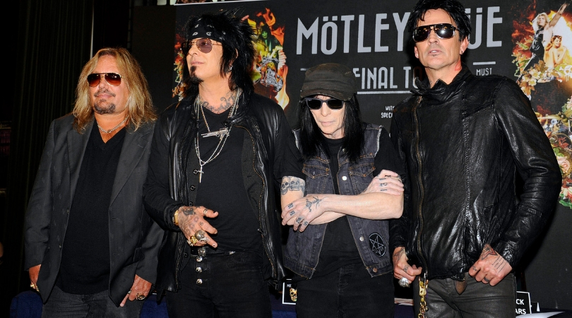 Mötley Crüe, Def Leppard, Poison, and Joan Jett Announce 2020 Tour!