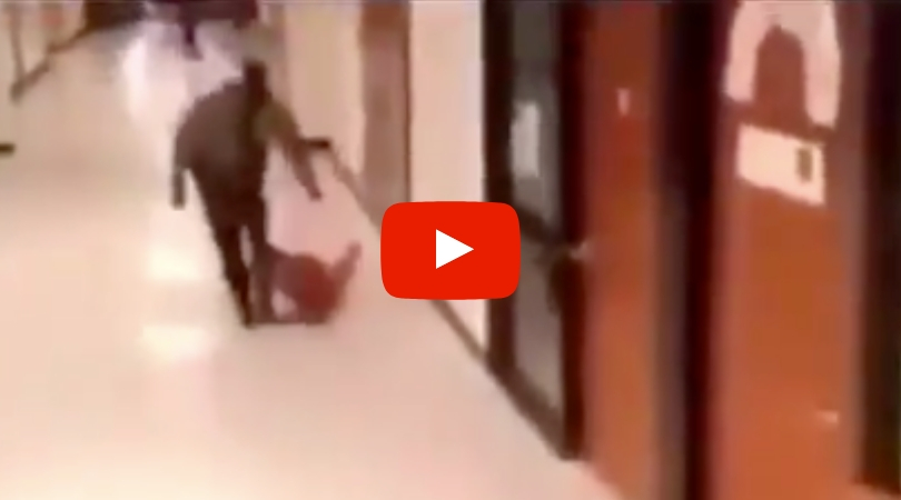 Shocking Video Shows Sheriff's Deputy Violently Body-Slam Student to The Ground
