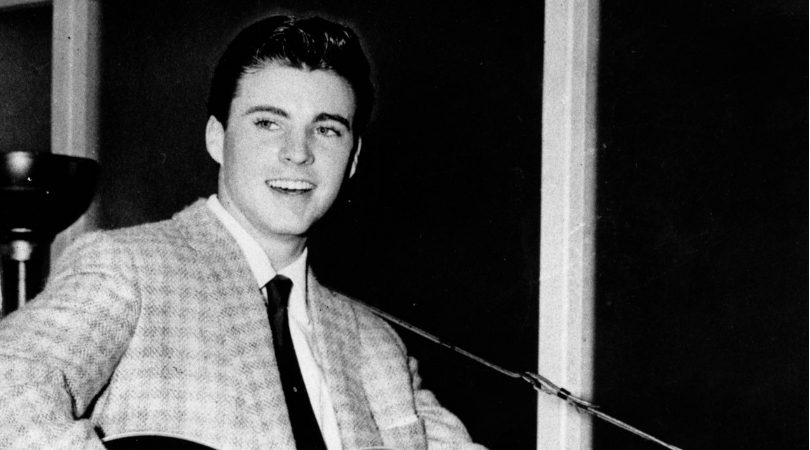 Why Ricky Nelson Was More Than a 50s Teen Idol