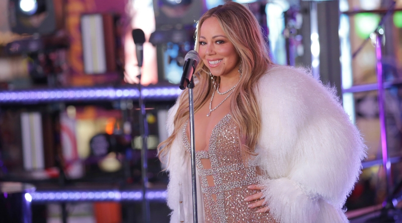 Mariah Carey's 'All I Want for Christmas Is You' Finally Hits No.1 After 25 Years