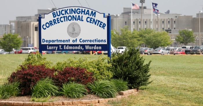 Prison Guards Strip Search 8-Year-Old Visiting Her Father