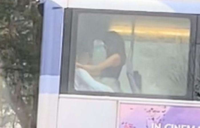 Rowdy Couple Caught Having Sex on a Double Decker