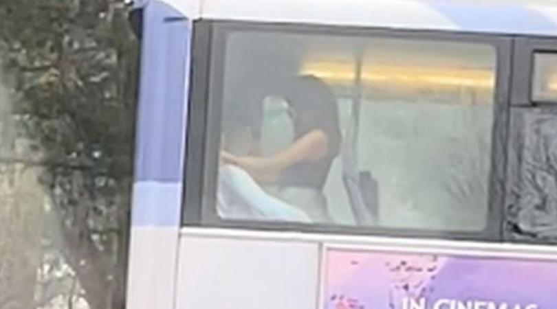 Rowdy Couple Caught Having Sex on a Double Decker