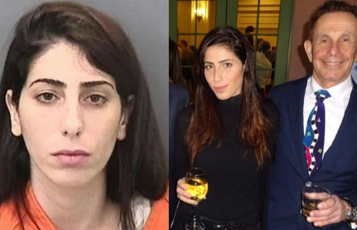 26-Year-Old Wife Accused of Trying to Steal $1M From 77-Year-Old Husband