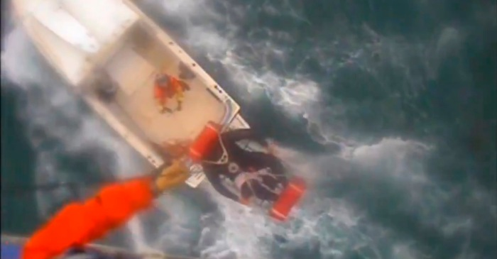 Coast Guard Scrambled to Rescue Surfer Badly Bitten by Shark