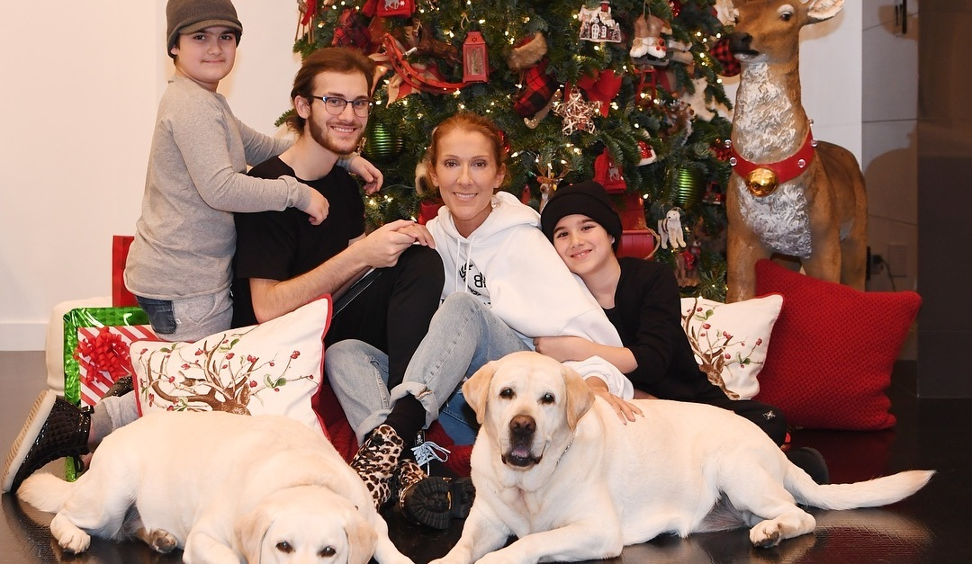 Celine Dion's Children Are Following Her Musical Footsteps