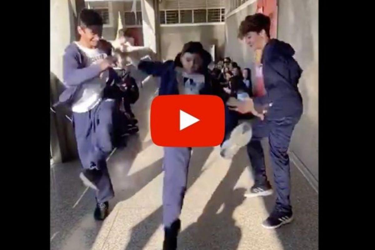 "The ""Skull Breaker Challenge"" Is Sending Teenagers to The Hospital"