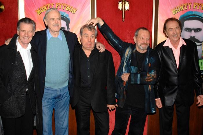 Monty Python Founder Terry Jones Dies at 77