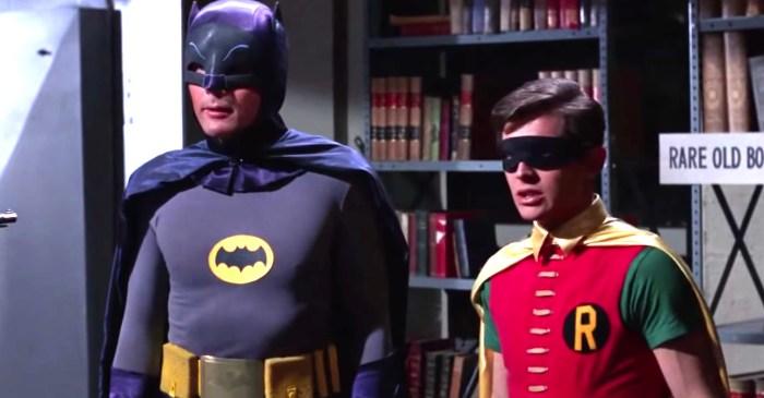 ABC Told 'Batman' Actor Burt Ward, AKA Robin, To Take Penis Shrinking Pills
