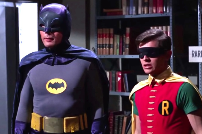 ABC Told 'Batman' Actor Burt Ward, AKA Robin, To Take Penis Shrinking Pills