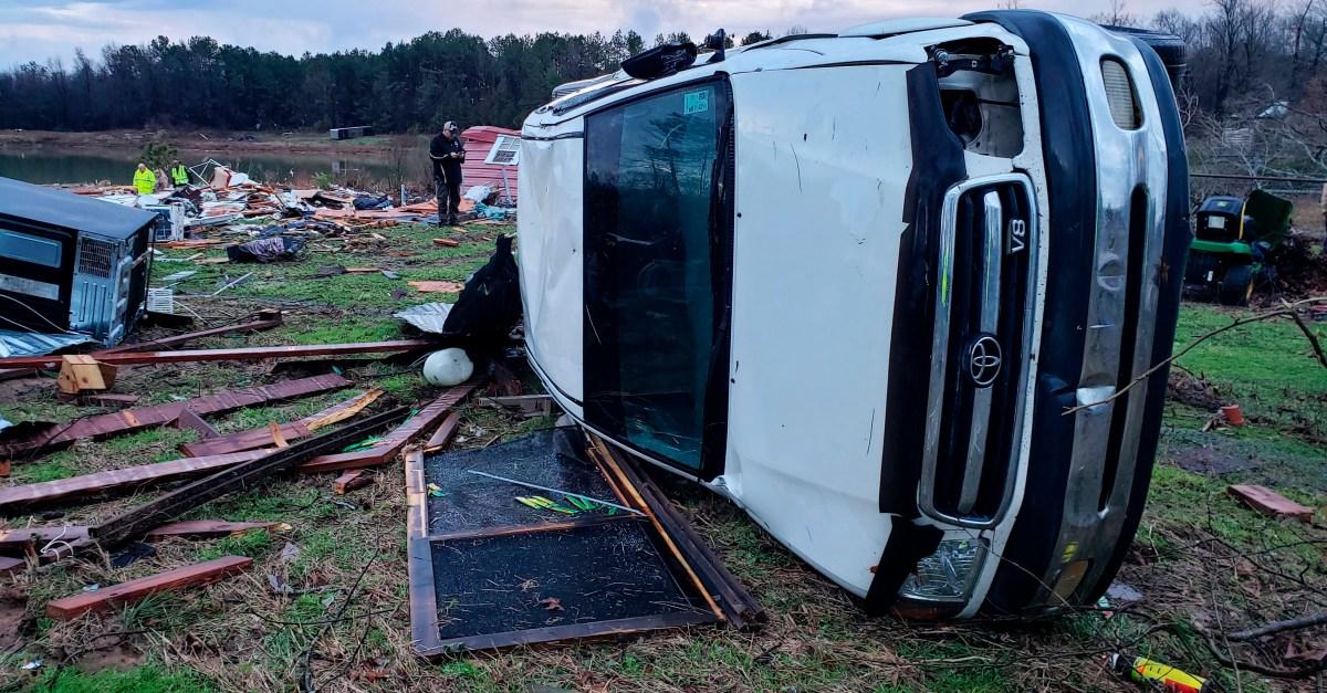 Severe Storms Louisiana
