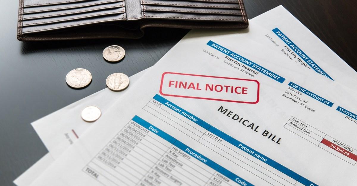 Medical Debt St. Louis