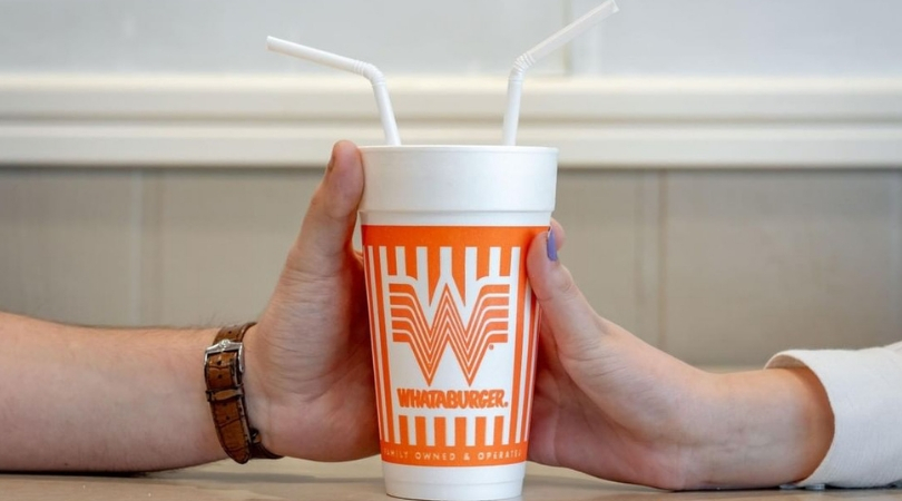 "Whataburger is Offering Couples the Chance to Win a ""Whatawedding"" This Valentine's Day"