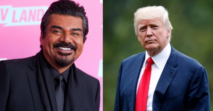 George Lopez Joked He'd Kill President Trump for Iran In Response to $80M Bounty