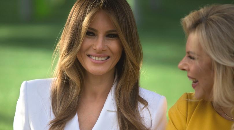 Melania Trump Named 'Woman of Distinction'