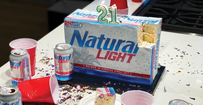 Natty Light Is Giving Free Beer To Everyone Turning 21 In 2020