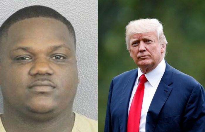 Florida Man Threatens to Kill President Donald Trump