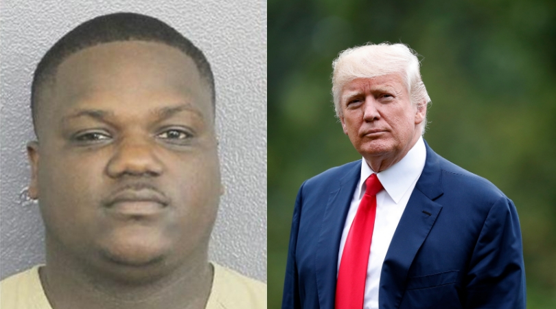 Florida Man Threatens to Kill President Donald Trump