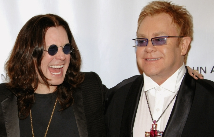 Elton John and Ozzy Osbourne Just Released a Song, It's The Duo We've Been Waiting For