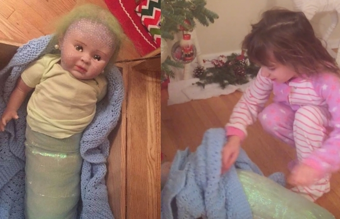 Mom Accidentally Buys Cocaine-Filled Baby Doll