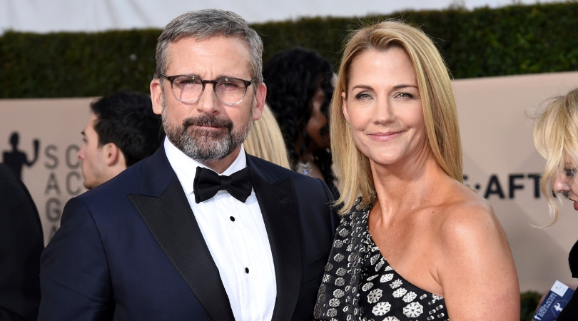 Steve Carell And Wife Nancy Carell S Love Story Rare Steven johnson carell was born on 16 august 1962, in concord, massachusetts usa into a very religious roman catholic family. steve carell and wife nancy carell s