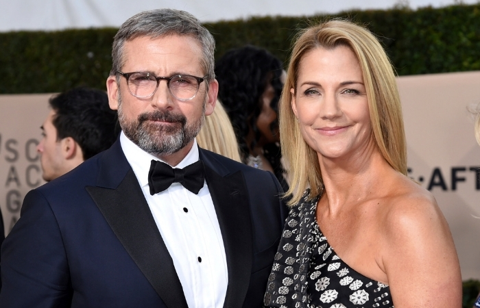 Remember When Steve Carrell's Wife Made an Appearance on 'The Office?'
