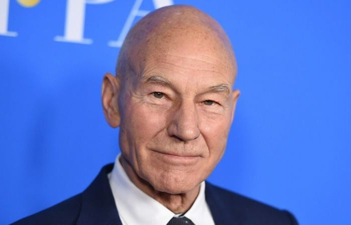 Patrick Stewart's Friends Forcibly Cut Off His Comb Over