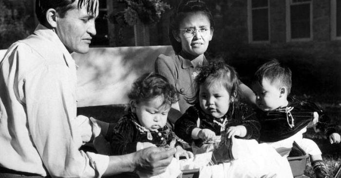 Why a Baby's First Laugh is Important to the Navajo